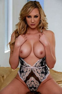 Model Brett Rossi in Intimate Passions